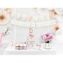 Slinger bride groom wit