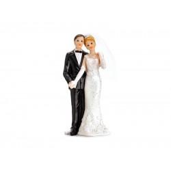 Taarttopper bruidspaar