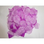 Rozenblaadjes lila