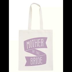 Linnen Tas Mother of the Bride
