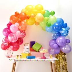 Ballonnenboog Regenboog  DIY