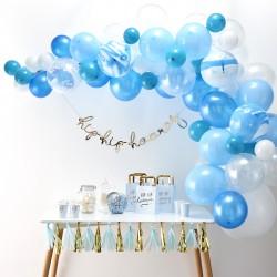 Ballonnenboog Blauw  DIY