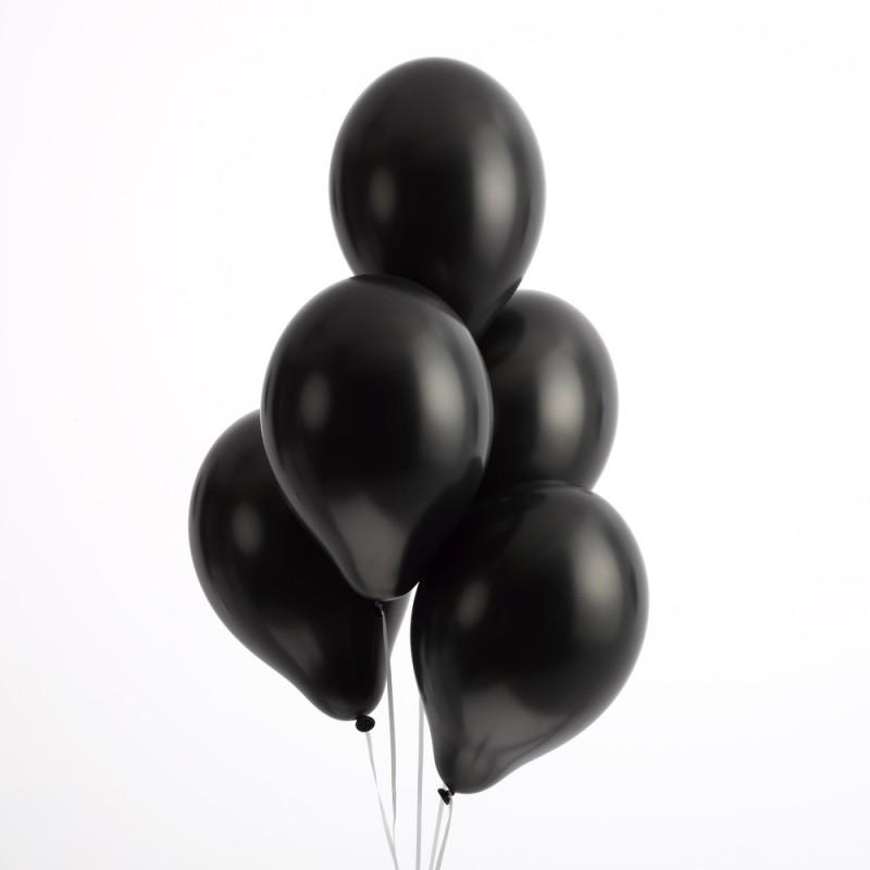 черные шарики воздушные картинки которые проникают