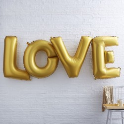 Giga LOVE folie ballonnen