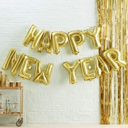 Giant Happy New Year Ballonnen