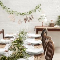 Botanische bruiloft