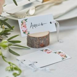 Labels Floral Boho