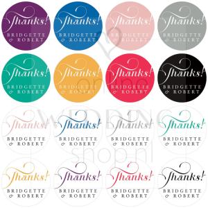 Labels en stickers
