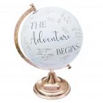 Globe - Alternatief Gastenboek