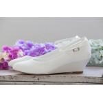 Bruidsschoenen Iris