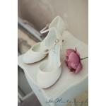 Bruidsschoenen Daisy