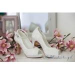 Bruidsschoenen Carolina - Maat 38