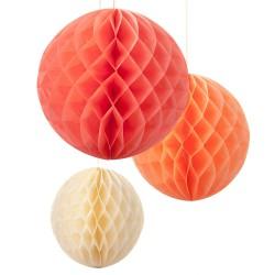 Honeycomb mix Blush