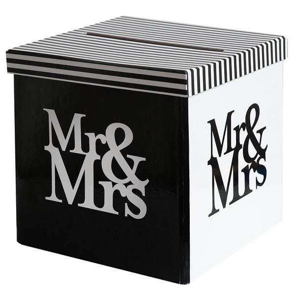 Enveloppendoos Mr & Mrs