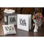 Ringkussen Mr & Mrs