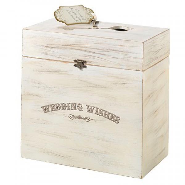Wenskaarten box Wedding Wishes
