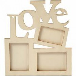 Fotolijstje Love voor Kodak foto's