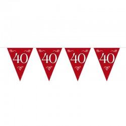 Slinger 40 jaar jubileum