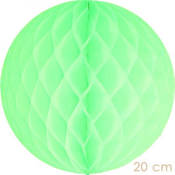 Honeycomb mintgroen