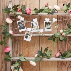 Bloemenslinger Pink Floral