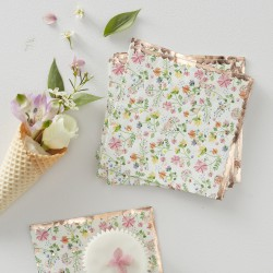Servetten Ditsy Floral