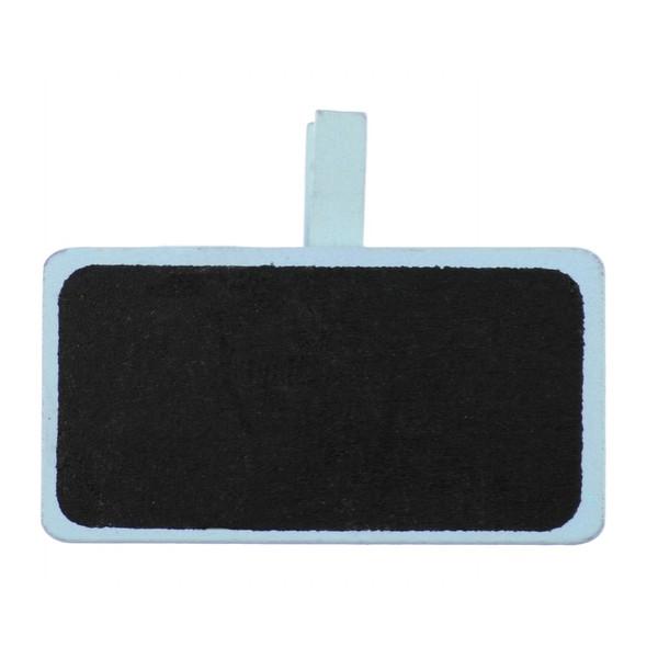 Krijtbordje knijper  -4 kleuropties-