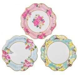 Pretty Plates Bordjes  12 Stuks