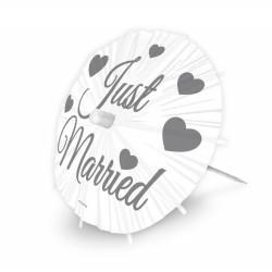 Parasolprikkers Just Married
