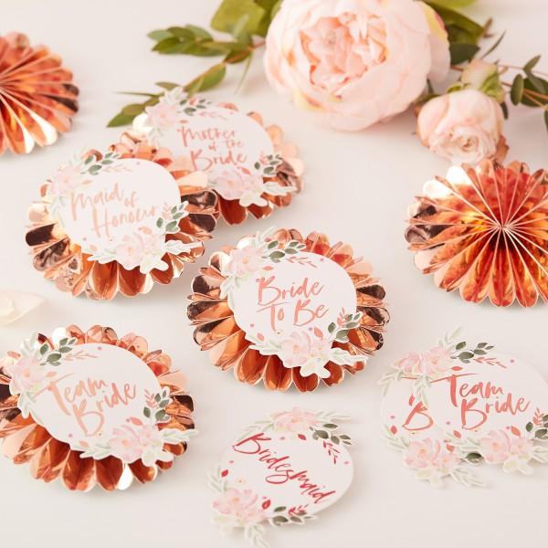 Rozetten Floral Hen Party
