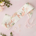Sjerp - Bride To Be - Floral Hen Party