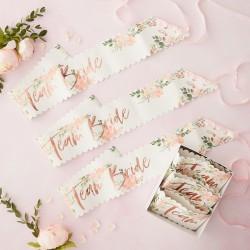 Sjerpen - Team Bride - Floral Hen Party  6 ST