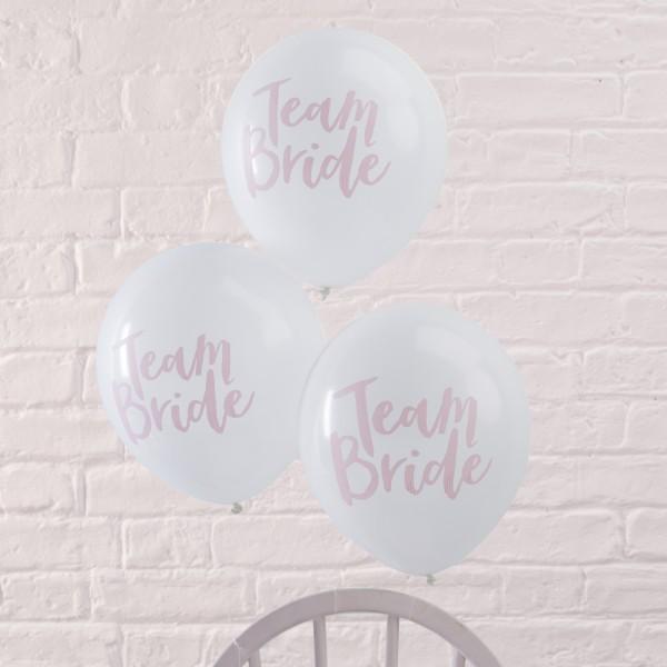 Ballonnen Team Bride