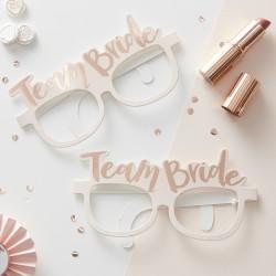 Bril Team Bride  8 stuks