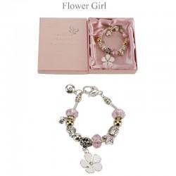 Armbandje Flower