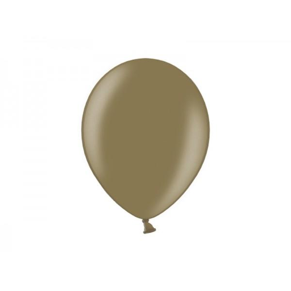 Ballonnen metallic Brons