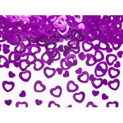 Confetti metallic roze
