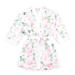 Kimono Floral wit