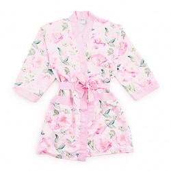 Kimono Floral roze