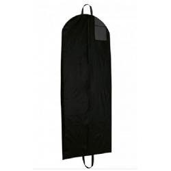 Beschermhoes voor je trouwjurk  - zwart