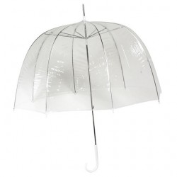 Paraplu transparant