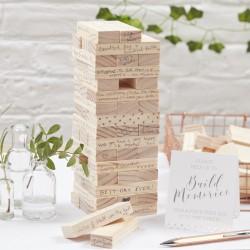 Gastenboek Alternatief Building Block