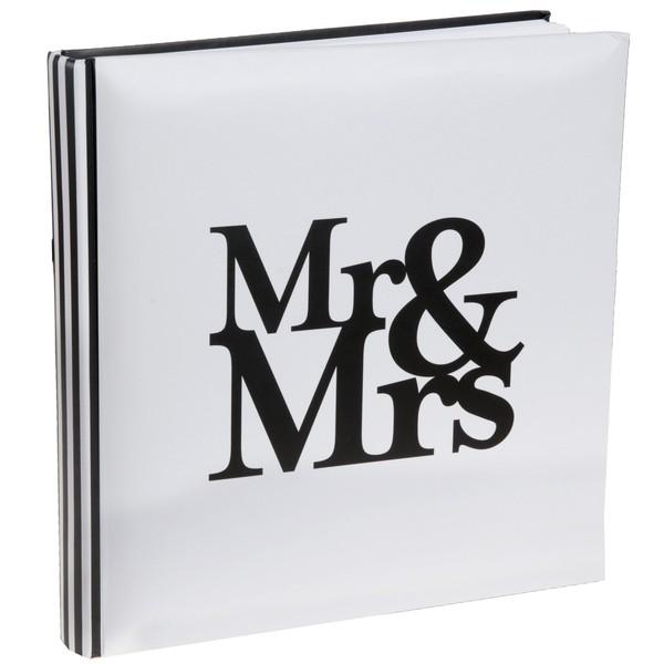 Gastenboek Mr & Mrs